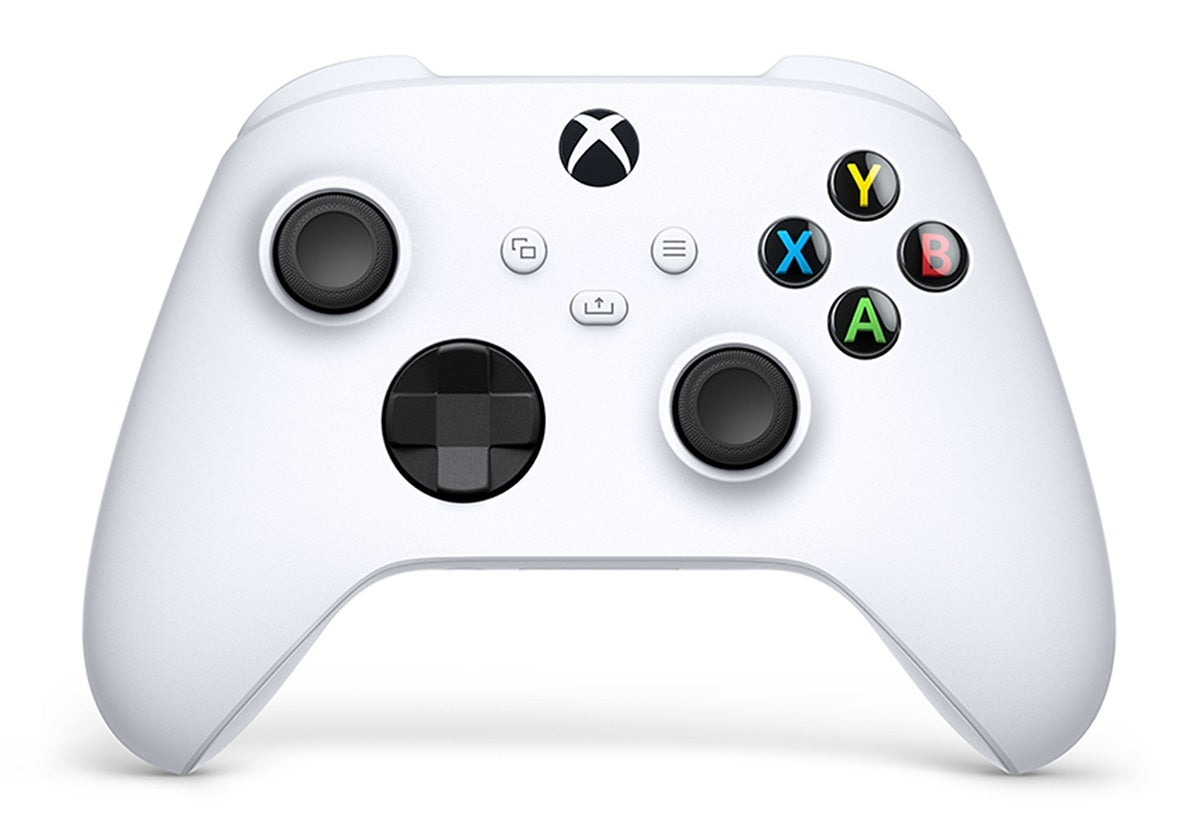 Xbox Wireless Controller - Robot White - Xbox Series X