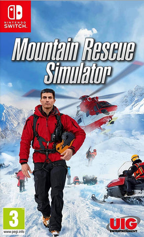 Mountain Rescue Simulator - Nintendo Switch