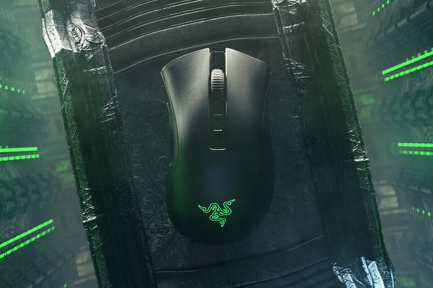 Razer DeathAdder V2 Pro Ergonomic Wireless Gaming Mouse - PC Games