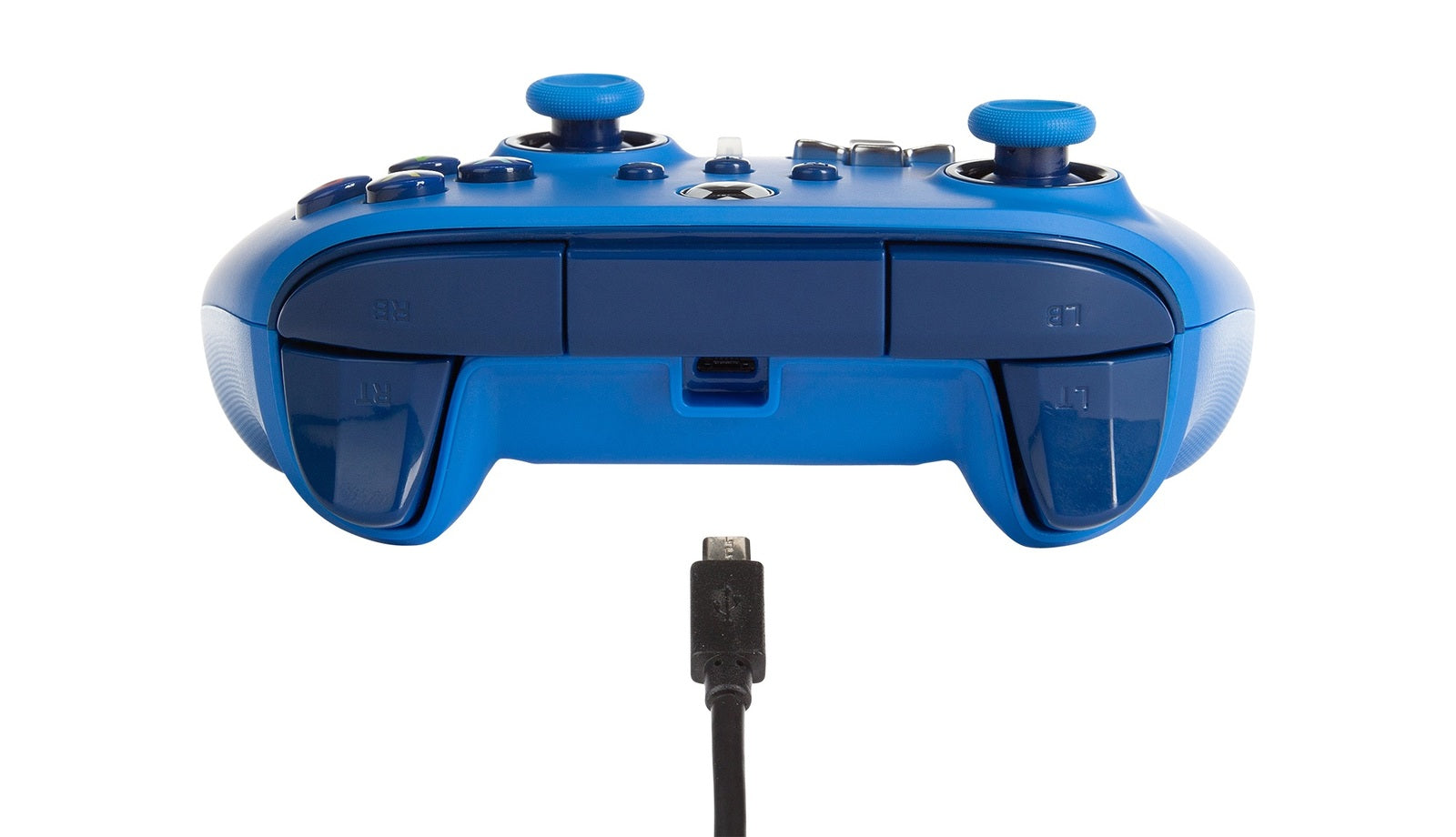 PowerA Xbox Enhanced Wired Controller (Bold Blue) - Xbox Series X