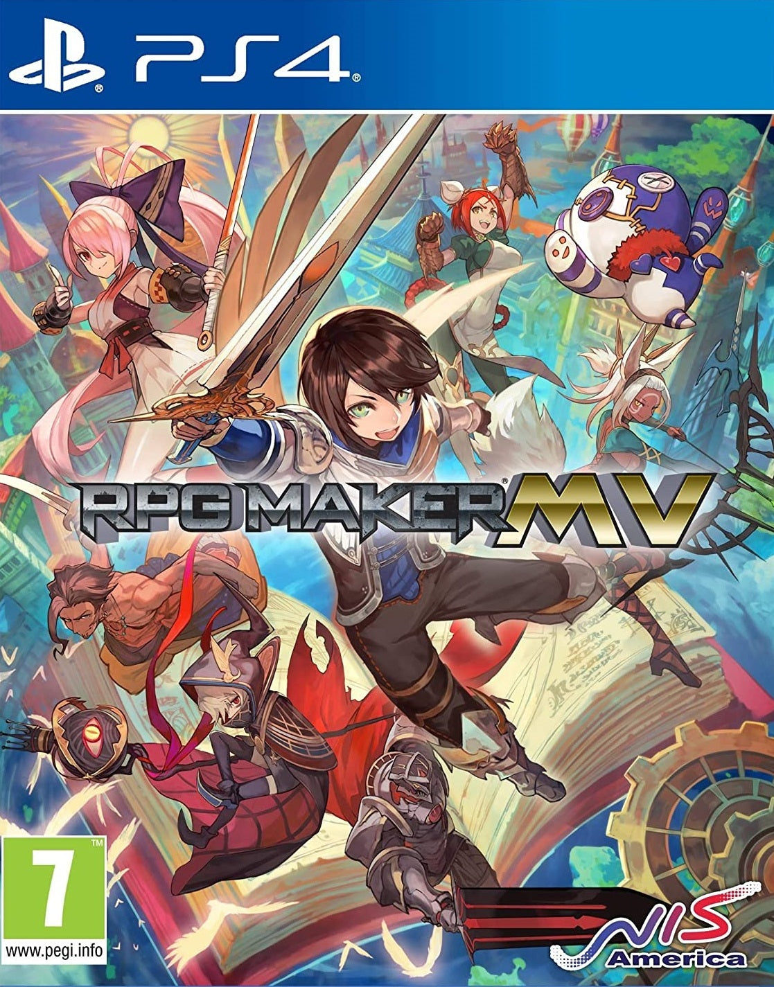 RPG Maker MV - PS4