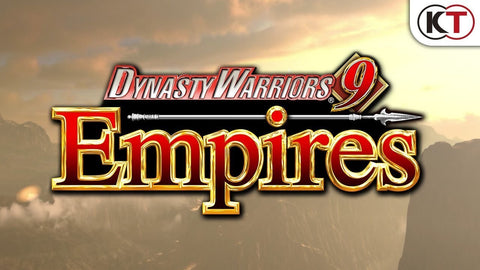 Dynasty Warriors 9 Empires - PS5