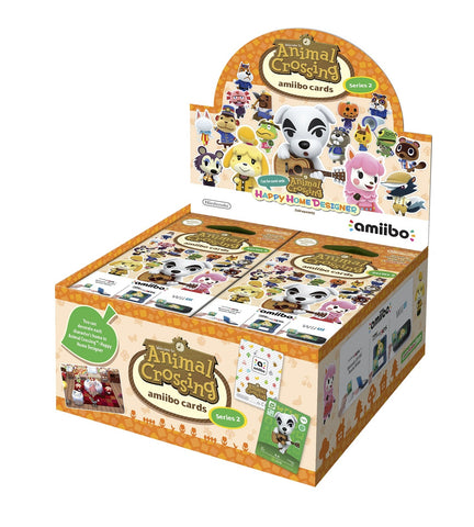 Animal Crossing amiibo Cards Set (Series 2) - Nintendo Switch