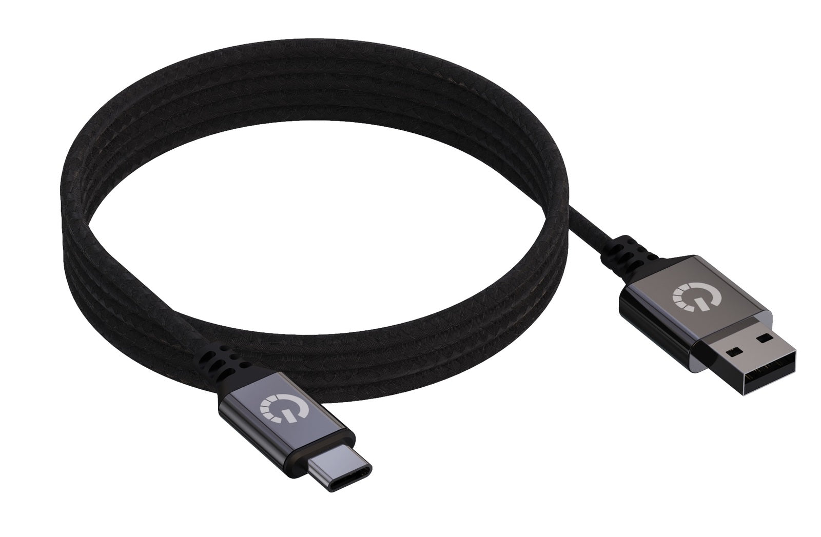 PowerPlay PS5 Premium Magnetic Charge Cable (Black) - PS5