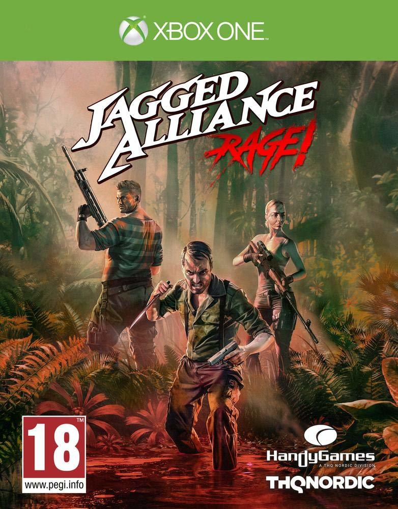Jagged Alliance: Rage - Xbox One