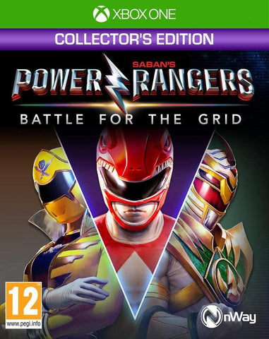 Power Rangers: Battle for the Grid Collector's Edition - Xbox One