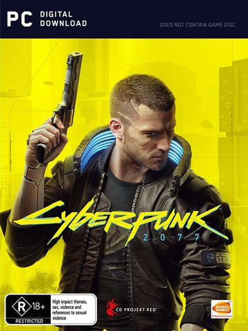 Cyberpunk 2077 Day One Edition - PC Games