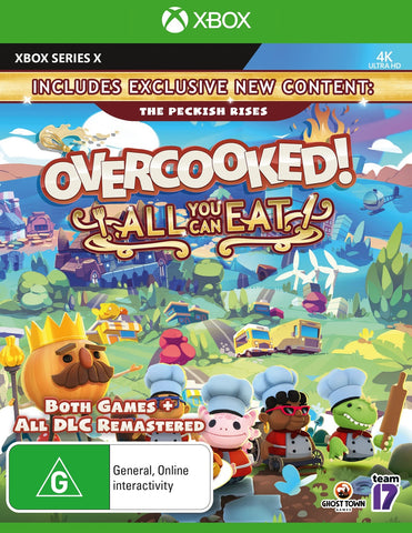 Overcooked All You Can Eat - Xbox Series X