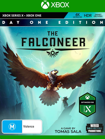The Falconeer Day One Edition - Xbox Series X
