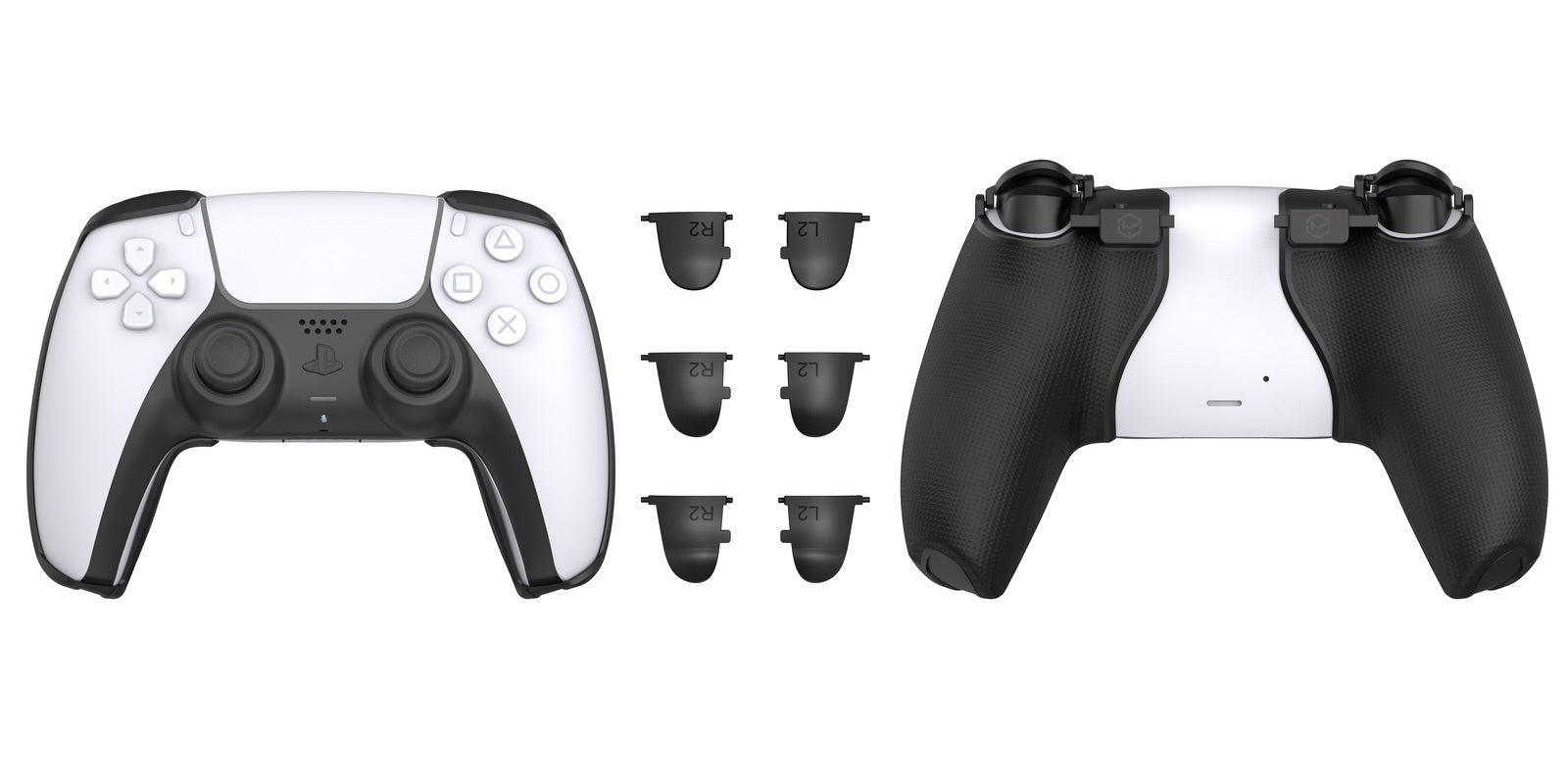 Powerwave PS5 Controller Grip & Trigger Pack - PS5