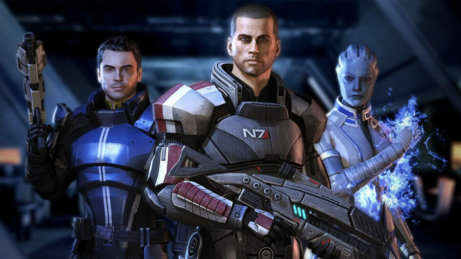Mass Effect Legendary Edition - Xbox One