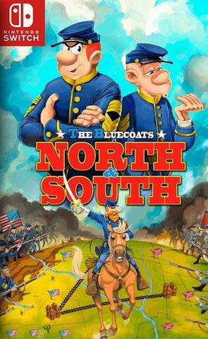The Bluecoats North vs South - Nintendo Switch