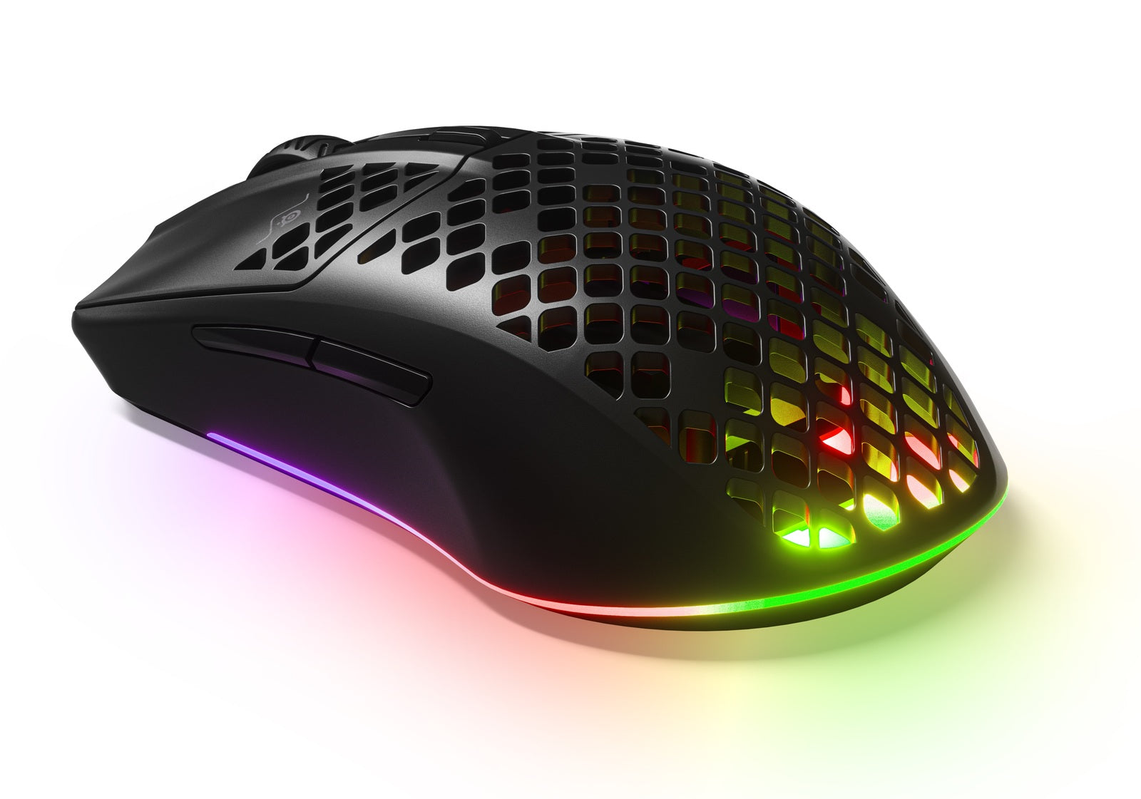 Steelseries Aerox 3 Wireless Gaming Mouse - PC Games