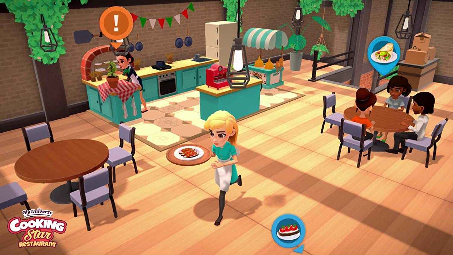 My Universe - Cooking Star Restaurant - Nintendo Switch