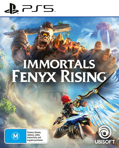 Immortals: Fenyx Rising - PS5