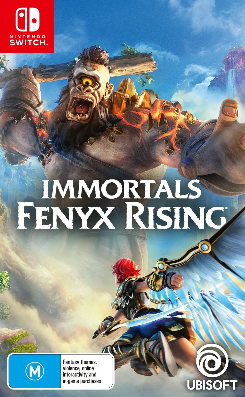 Immortals: Fenyx Rising - Nintendo Switch