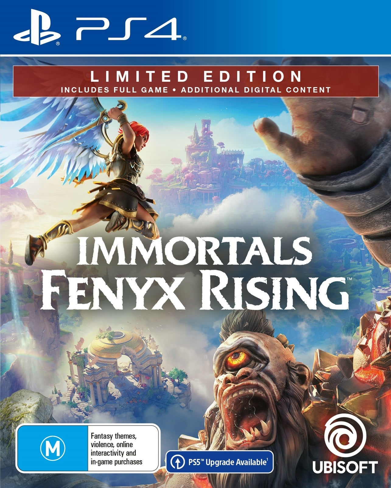 Immortals: Fenyx Rising Limited Edition - PS4
