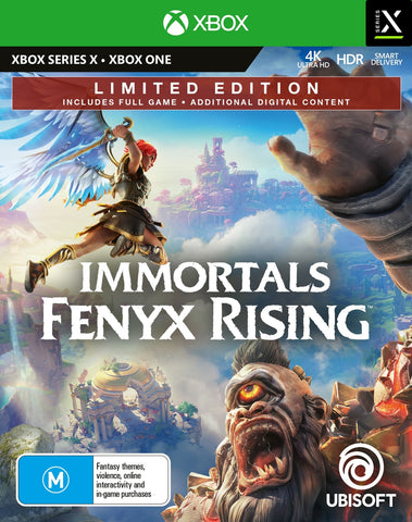 Immortals: Fenyx Rising Limited Edition - Xbox One