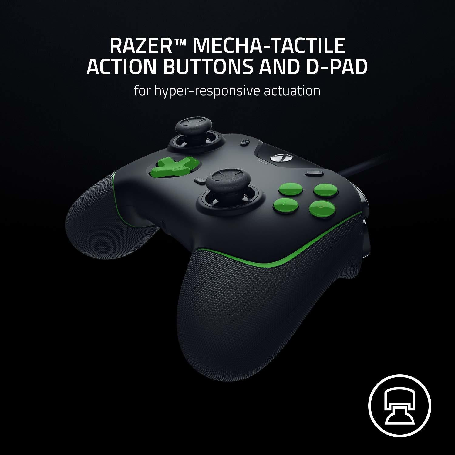 Razer Wolverine V2 Wired Gaming Controller for Xbox Series X - Xbox Series X