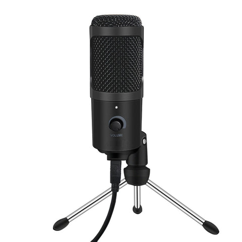 Playmax Streamcast USB Condenser Microphone - PC Games