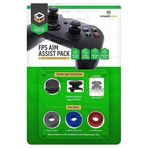 Powerwave Xbox One FPS Aim Assist Pack - Xbox One