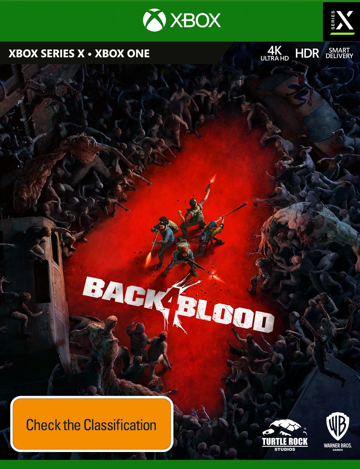 Back 4 Blood - Xbox Series X