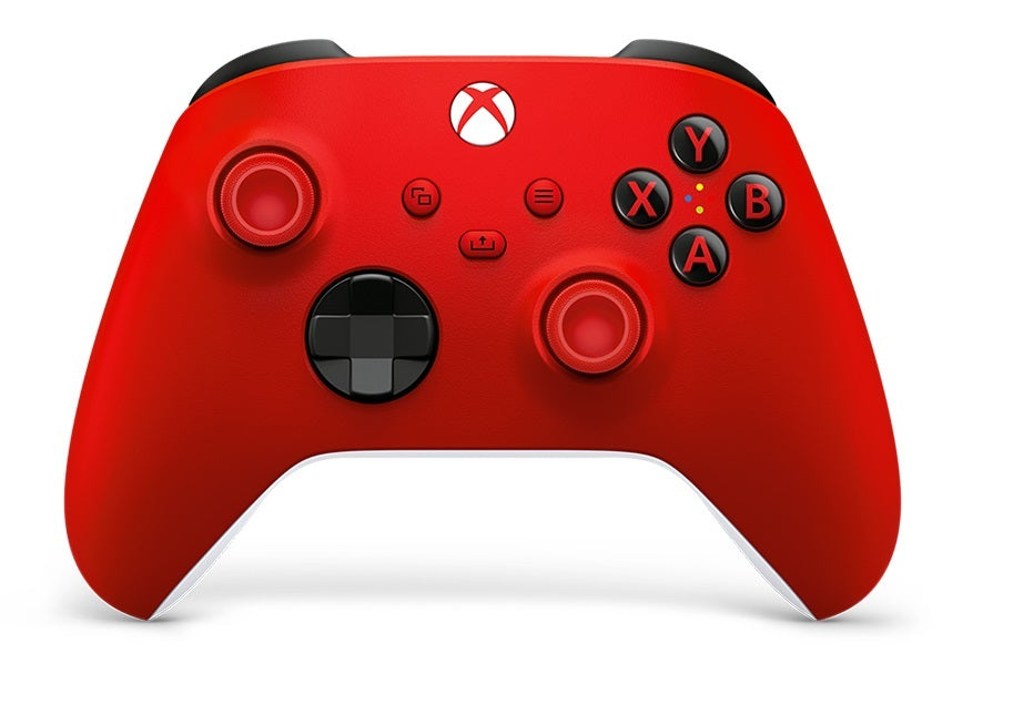 Xbox Wireless Controller - Pulse Red - Xbox Series X