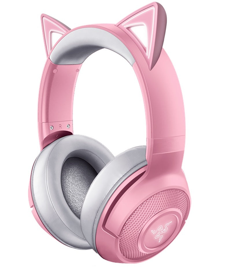 Razer Kraken BT Kitty Edition Headset (Quartz) - PC Games