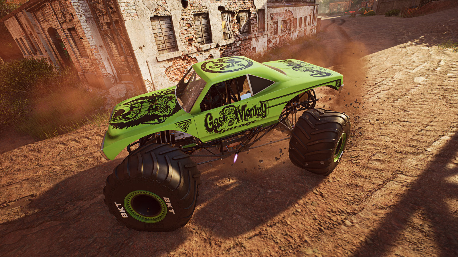 Monster Jam Steel Titans 2 - Xbox One