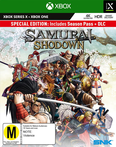 Samurai Shodown Enhanced - Xbox Series X