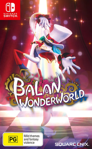 Balan Wonderworld Day One Edition - Nintendo Switch