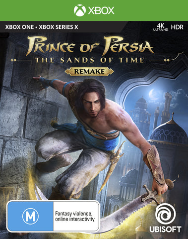 Prince of Persia: Sands of Time Remake - Xbox One