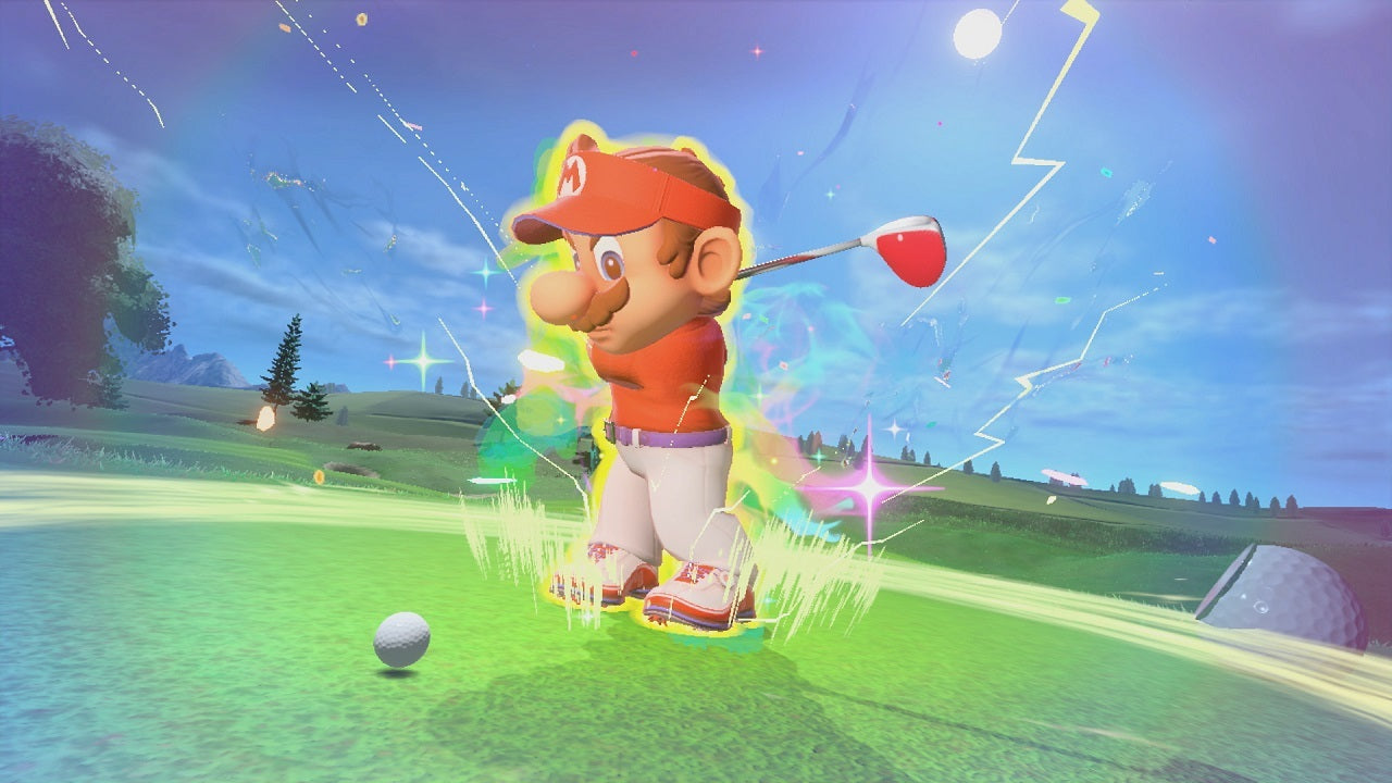 Mario Golf Super Rush - Nintendo Switch