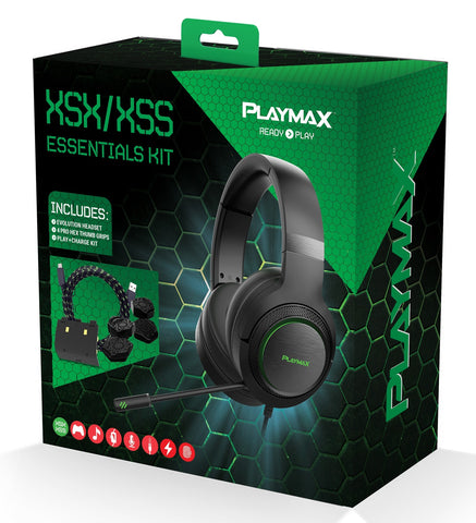 Playmax XSX/XSS Essentials Kit - Xbox Series X