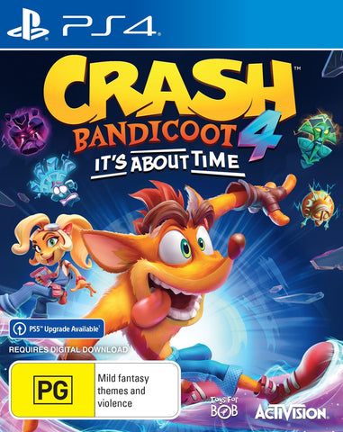 Crash Bandicoot 4 - PS5
