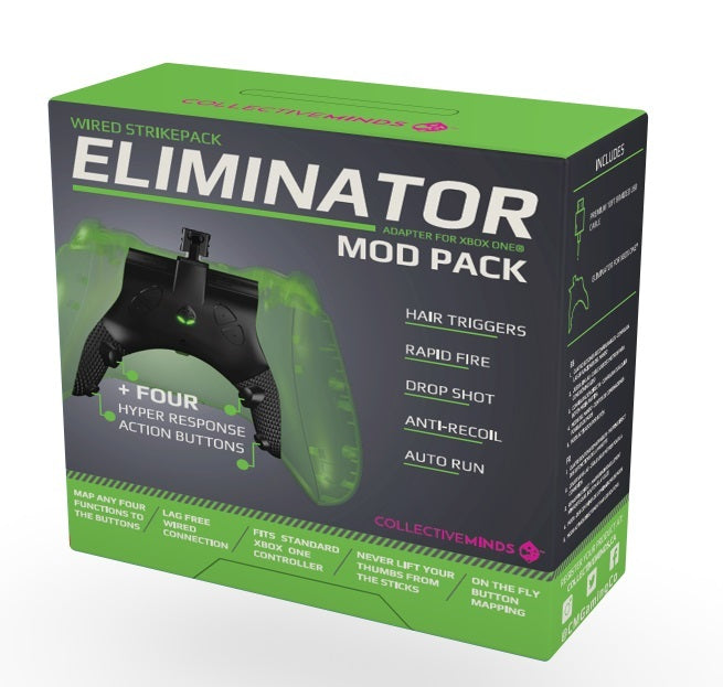 Collective Minds Strike Pack Eliminator Mod Pack - Xbox One