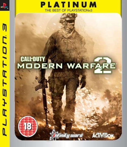 Call of Duty: Modern Warfare 2 (Platinum) - PS3