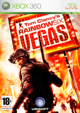 Tom Clancy's Rainbow Six: Vegas (Classics) - Xbox 360
