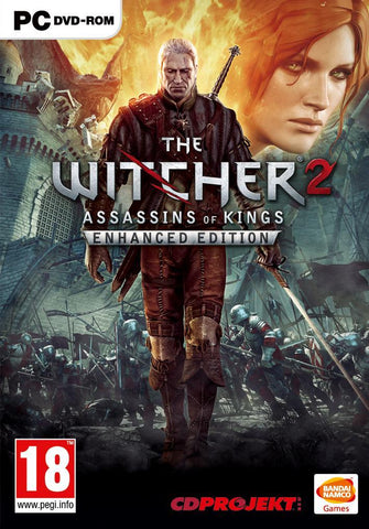 The Witcher 2: Assassins of Kings Enhanced Edition - PC Games