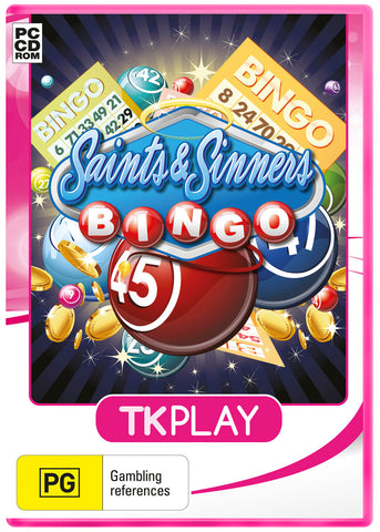 Saints and Sinners Bingo (TK play) - PC Games