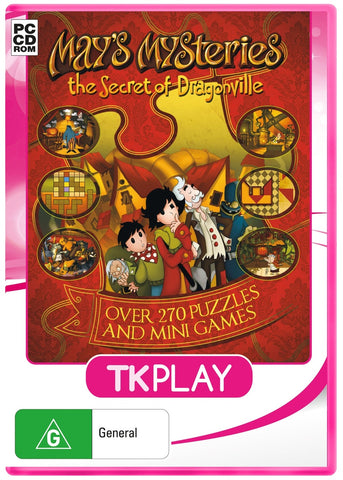 May's Mysteries: The Secret of Dragonville (TK play) - PC Games