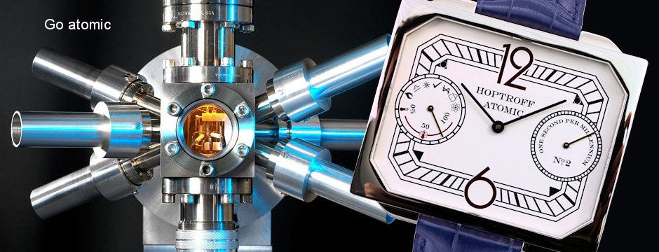 Atomic Timepieces