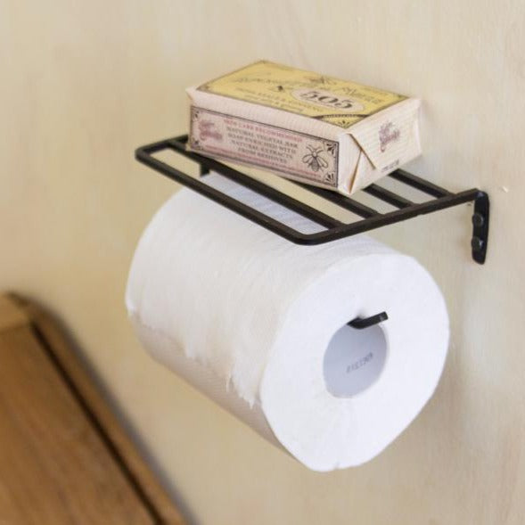 AXCIS,INC. | Iron Toilet Paper Holder