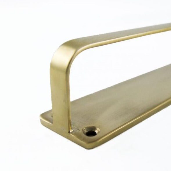 Brass Handle Flat 125