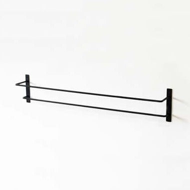 AXCIS,INC. | Iron Double Towel Holder