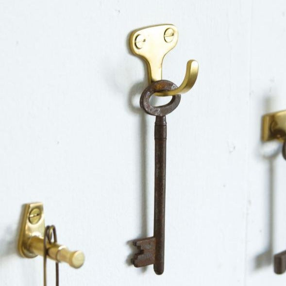 AXCIS,INC. | Brass Flat Hook A