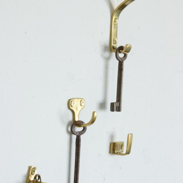AXCIS,INC. | Brass Two Hook