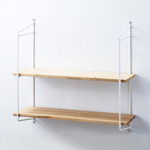 AXCIS,INC. | Wall Shelf (White)