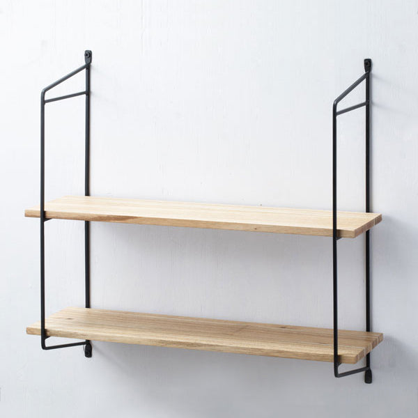 Wall Shelf(Black)