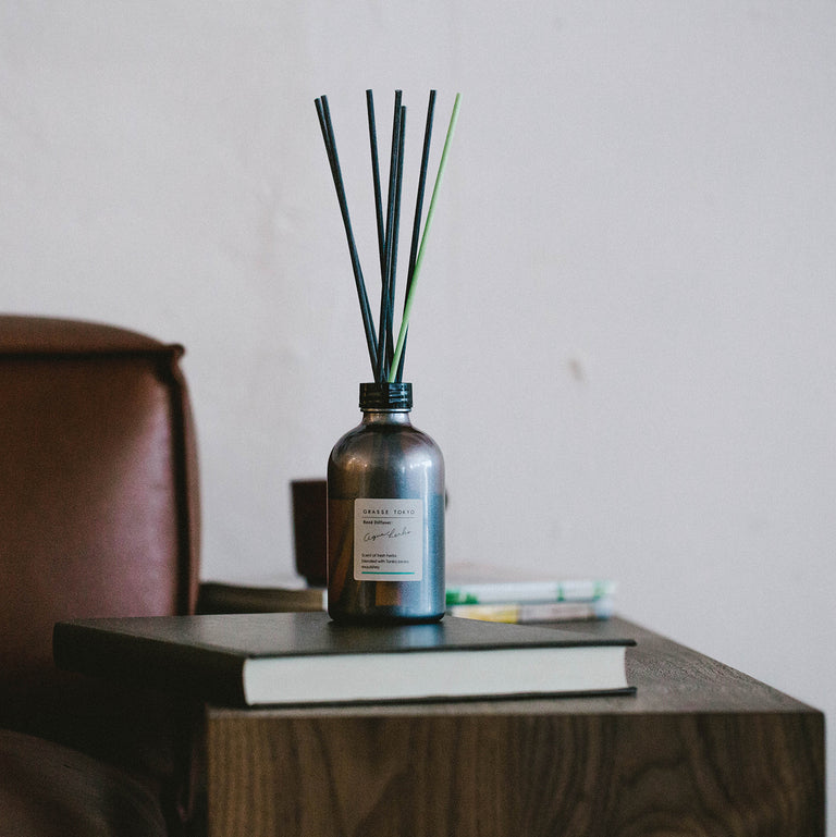 Grasse Tokyo | Reed Diffuser - Water Lily